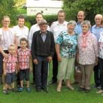 85. Geburtstag von HFM Roman Weinmann