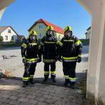 Atemschutzübung Grainbrunn 2021